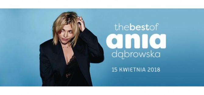 Ania Dąbrowska - The Best Of