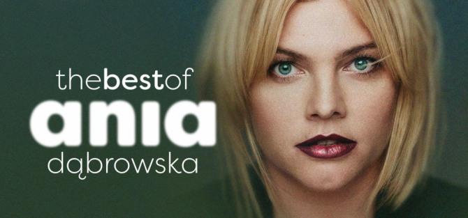 Ania Dąbrowska The Best Of- koncert