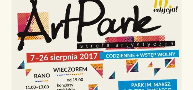 ArtPark 2017: Do tańca gra… Roni Band