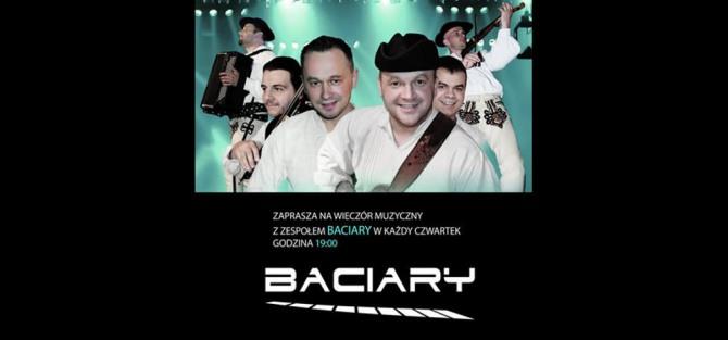 Baciary- koncert
