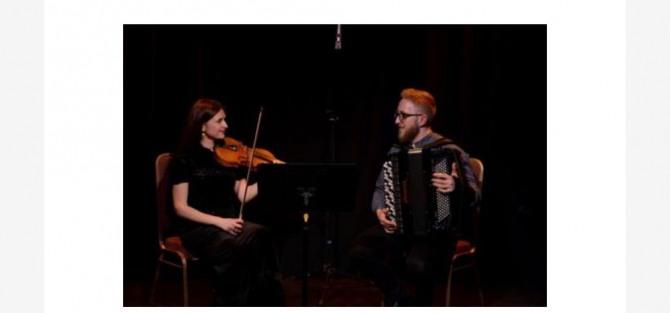 Baltic Duo – Klezmer Project - koncert
