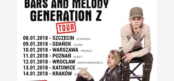 Bars and Melody- koncert