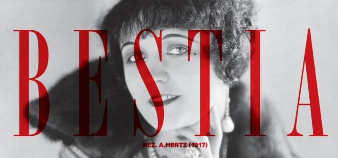 Bestia - projekcja filmu z Polą Negri (1917)