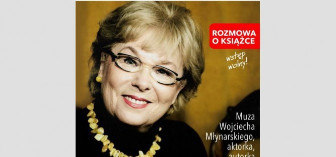 Biesiada Literacka z Adrianną Godlewską-Młynarską