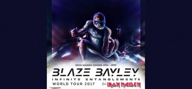 Blaze Bayley (ex-Iron Maiden/Wolfsbane) Liverpool Klub