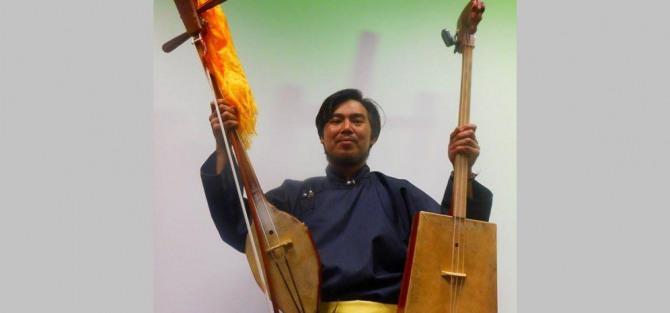 Buddyjskie bajki ze stepów Mongolii i Tuwy - Stepowi Bracia