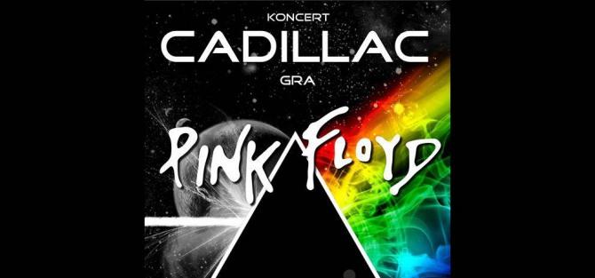 Cadillac gra Pink Floyd * Wrocław * Stary Klasztor - koncert