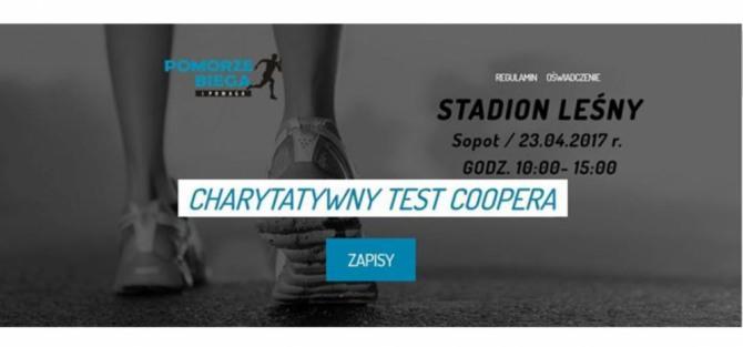 Charytatywny Test Coopera 2017