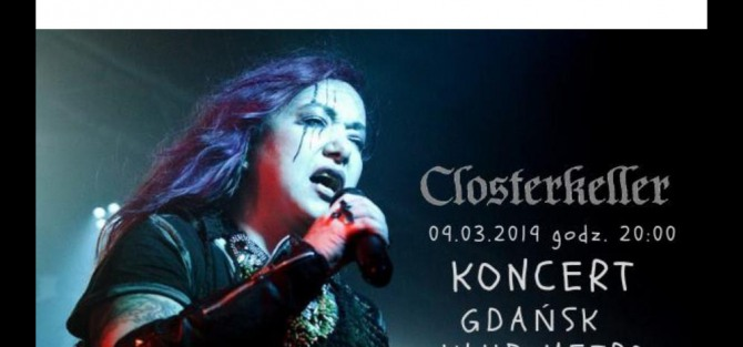 Closterkeller, Ereles- koncert