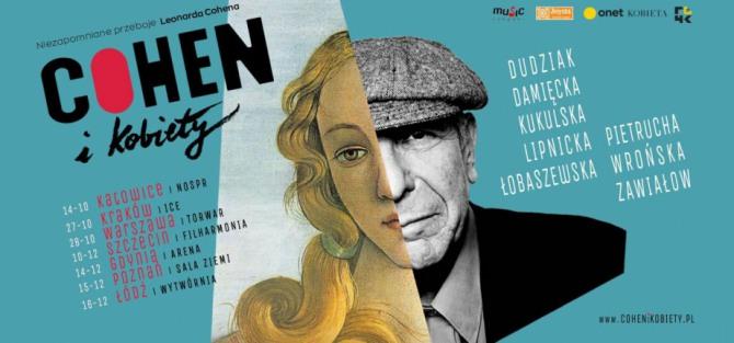 Cohen i kobiety - koncert