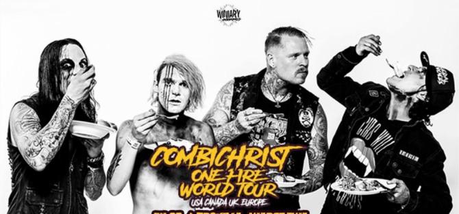 "Combichrist ""One fire World Tour"" - koncert"