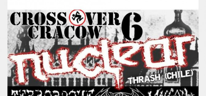 Cross Over Cracow 6: Nuclear, Terrordome, Conflicted, Maggoth