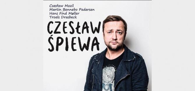 Czesław Śpiewa w Teatrze Szekspirowskim - koncert