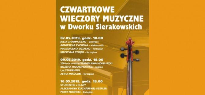 Czwartkowe Wieczory Muzyczne - koncert