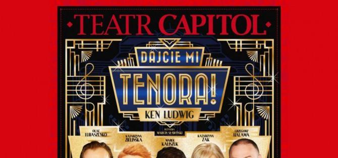 Dajcie mi tenora! ... najnowsza super komedia.