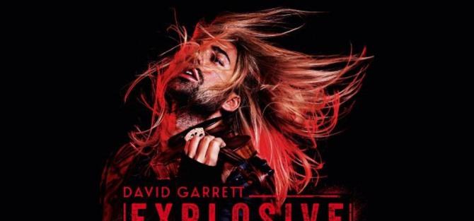 "David Garrett ""Explosive Live Tour"" - koncert"