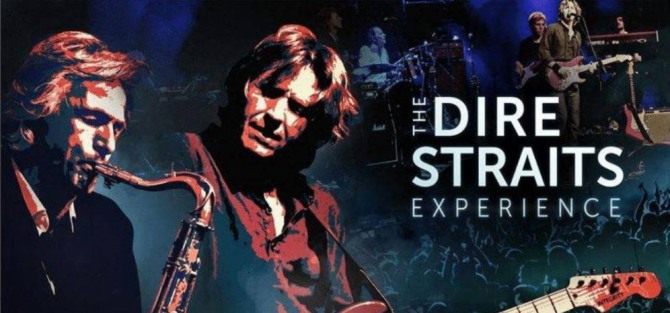 Dire Straits Experience - koncert