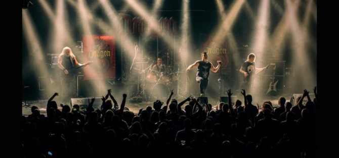 DRAGON / Klub Muzyczny Liverpool - koncert