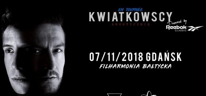 En Tournée Kwiatkowscy Gdańsk - koncert