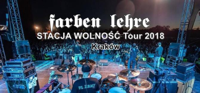 Farben Lehre / Stacja Wolność Tour