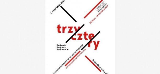 Festiwal muzyczny TRZY-CZTE-RY Konteksty. Kontrasty. Konfrontacje. Koncert 8.