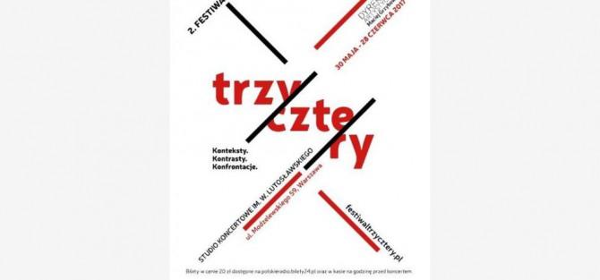 Festiwal muzyczny TRZY-CZTE-RY Konteksty. Kontrasty. Konfrontacje. Koncert 9