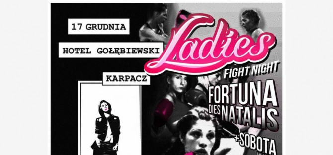 Gala Ladies Fight Night pod Śnieżką