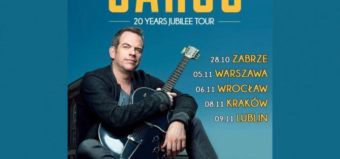 GAROU – Trasa koncertowa w JUBILEUSZ 20-lecia!