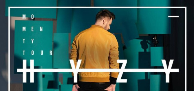 """Grzegorz Hyży """"Momenty Tour"""" - koncert"""