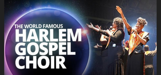 HARLEM GOSPEL CHOIR sings ADELE! - koncert