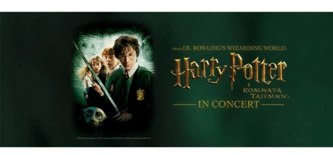 Harry Potter i Komnata Tajemnic In Concert