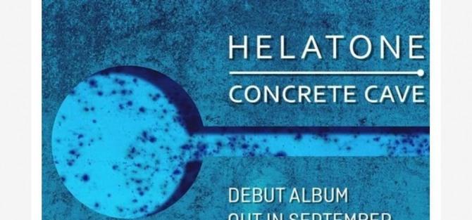 "Helatone ""Concrete Cave"" - Premiera płyty - koncert"