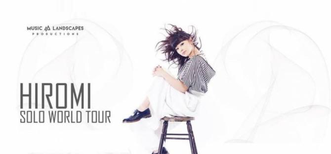 Hiromi Solo World Tour- koncert