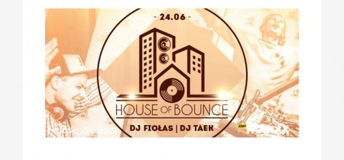 House Of Bounce Fiołas & Taek