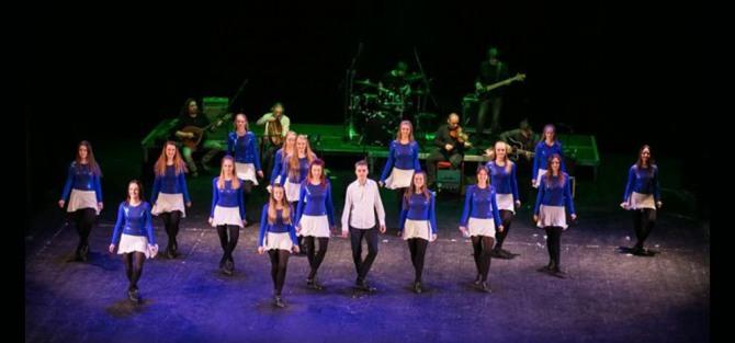 I Bal Gdański - W Irlandzkim Rytmie - koncert