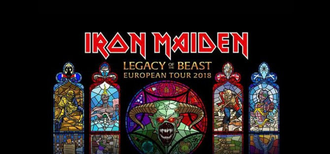 Iron Maiden (drugi koncert) / Legacy Of The Beast World Tour