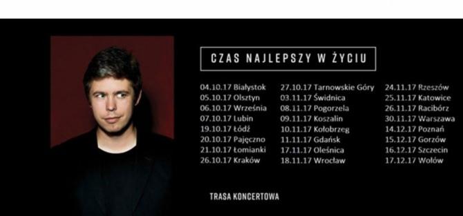 Janek Samołyk Koncert w Kołobrzegu