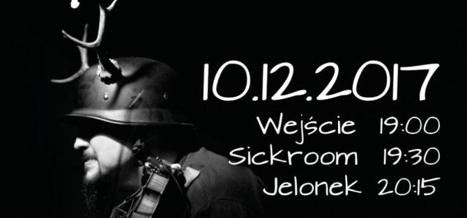 Jelonek + Sickroom - koncert