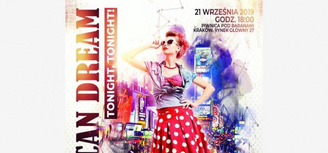 "Joanna Trafas / Koncert ""American Dream. Tonight, Tonight!"""