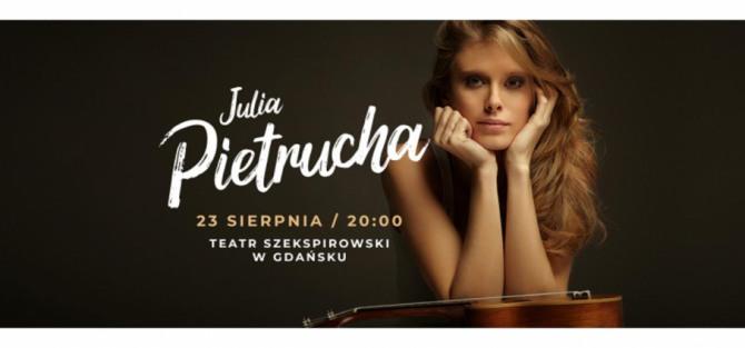 "Julia Pietrucha ""From The Seaside Tour 2"""