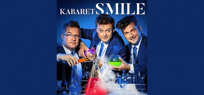 """Kabaret Smile """"Tego jeszcze nie grali"""""""