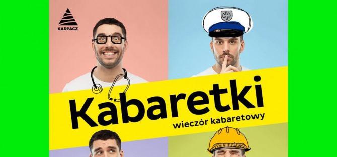 Kabaretki - przedstawienie