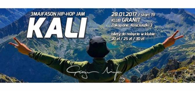 Kali - Krime Story Tour