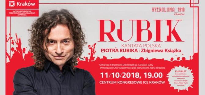 """Kantata Polska"" Piotra Rubika i Zbigniewa Książka"