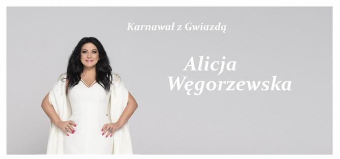 Karnawał z Gwiazdą: Alicja Węgorzewska