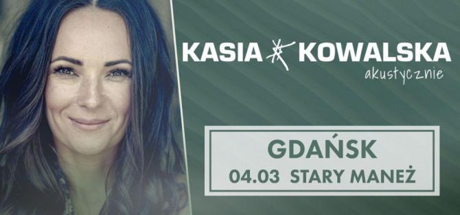 Kasia Kowalska Akustycznie - koncert