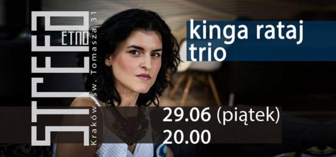 Kinga Rataj Trio - koncert fado