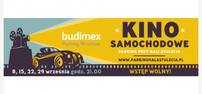 Kino Samochodowe 2017 we Wrocławiu