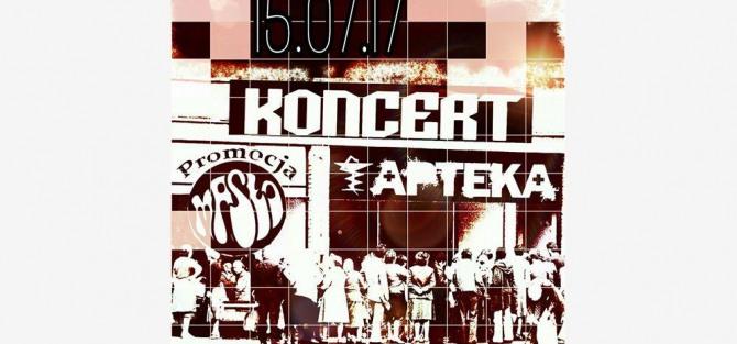 Koncert - Apteka & Masło