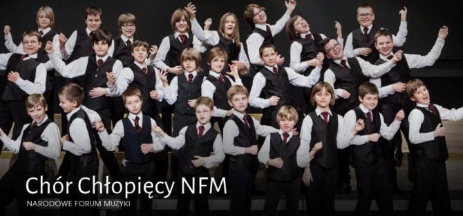 Koncert Chóru Chłopiecego NFM